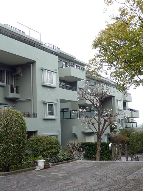 東京都稲城市のマンション