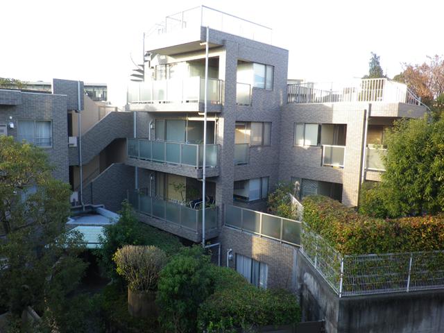 神奈川県川崎市のマンション