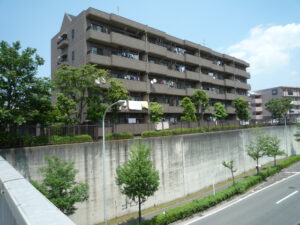 神奈川県横浜市のマンション