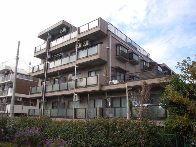 東京都品川区のマンション