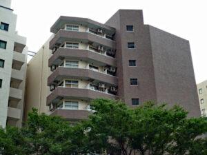 東京都新宿区のマンション